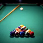Commercial Photography Billiards